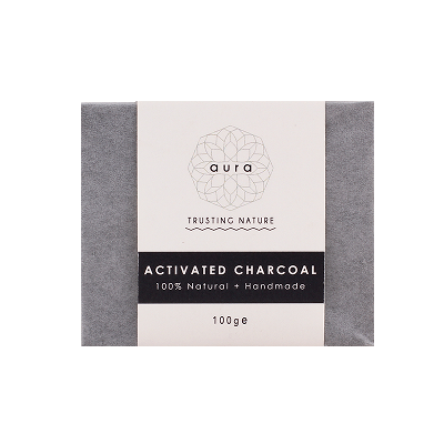 Activated Charcoal - Soap