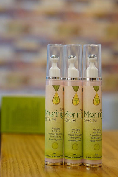 Moringa Face Serum