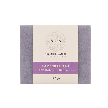 AC Lavender Bar - Soap 100gm