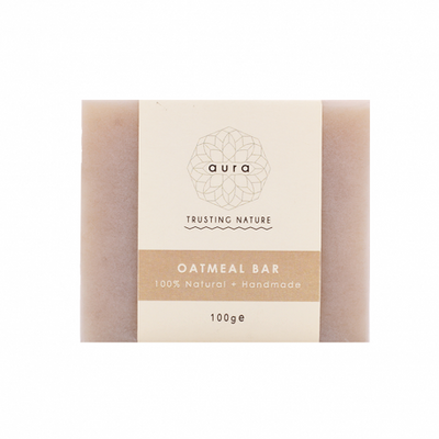 Oatmeal Scrub Bar