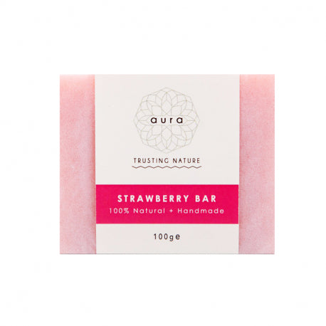 AC Strawberry Bar 100gm
