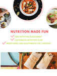 Nutrition Package - My Gym Zone