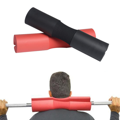 Barbell shoulder pad for squat - My Gym Zone