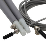 Adjustable Steel  Skipping Jump Rope - 3M - My Gym Zone