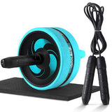 New 2 in 1 Ab Roller & Jump Rop - My Gym Zone