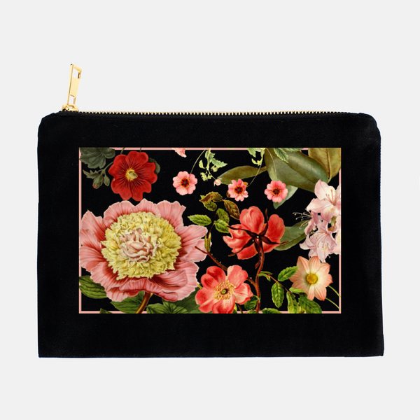 Cosmetic Bag - The garden