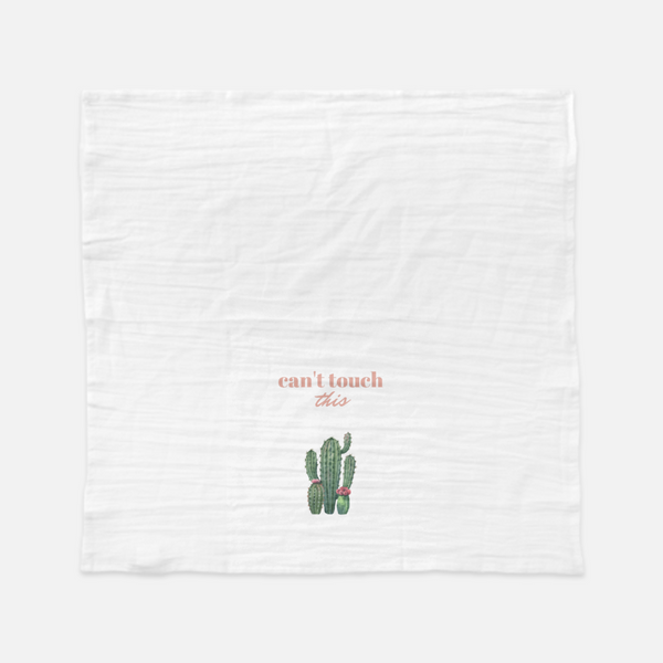 """Can't touch this"" Tea Towel-FlorabyFauna-FlorabyFauna"