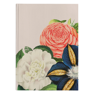 Hardcover Journal - Big Blooms