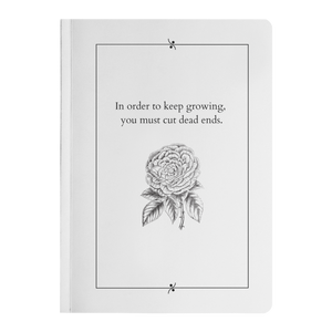 In Order To Keep Growing - Paperback-teelaunch-FlorabyFauna