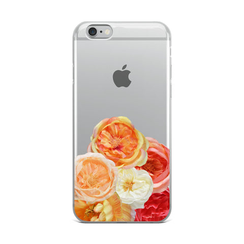 iPhone Case - Pink N' Peachy