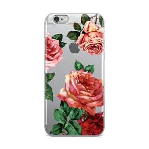 iPhone Case - Rosebush