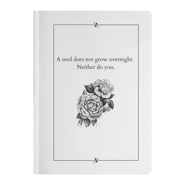 A Seed Does Not Grow - Paperback-teelaunch-FlorabyFauna