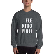 Laden Sie das Bild in den Galerie-Viewer, ELEKTROPULLI Unisex-Sweatshirt