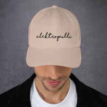 Laden Sie das Bild in den Galerie-Viewer, Unisex ELEKTROPULLI Dad-Hat