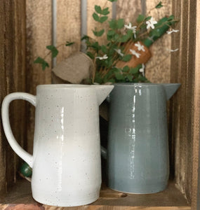 Farmhouse Pitcher