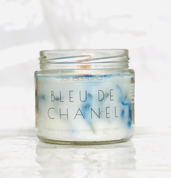 Bleu de Chanel Wooden Wick Candle