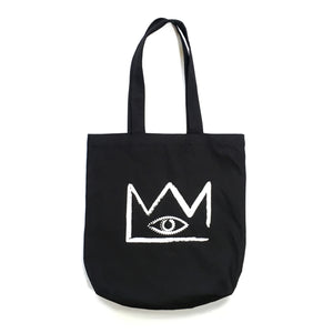 Black Crown Tote