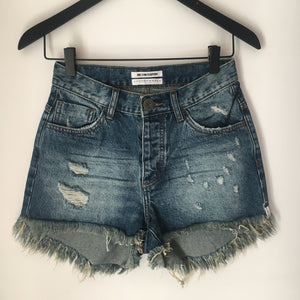 One Teaspoon Highwaist Bonitas
