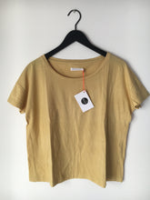 Mysayang T-shirt cotton in Yellow