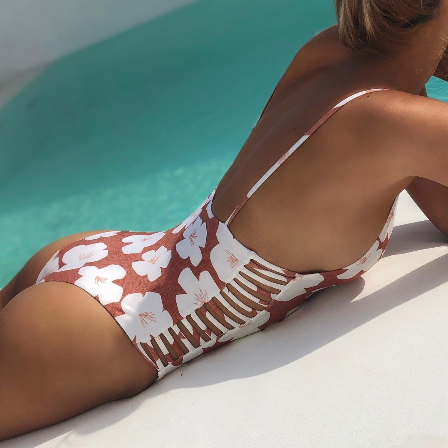 Stone Fox swim hermuss one-piece