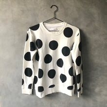Mysayang Bali beachwear Madi Sweater in dots