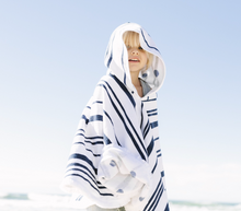 The Nautik Petite Poncho by the Beach People