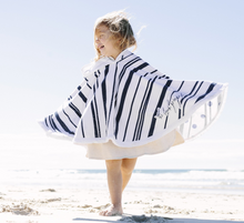 studio-j-ee - The Beach people Nautik petite poncho - The beach people