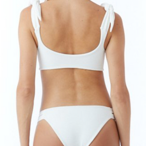 Aster Top by Citrine Swimwear white