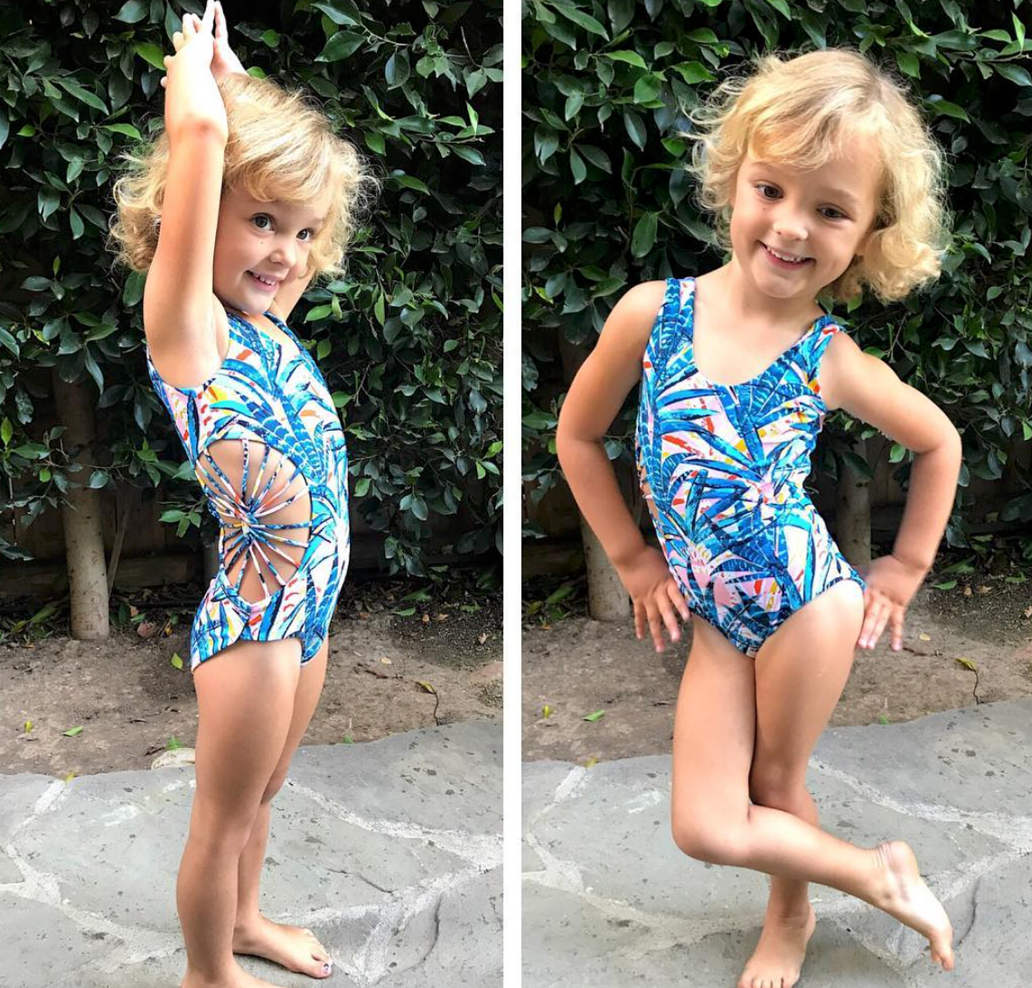 Marla kids one piece by Cami&Jax