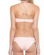 Coco Bottom by Tori Praver Swimwear in rose quartz