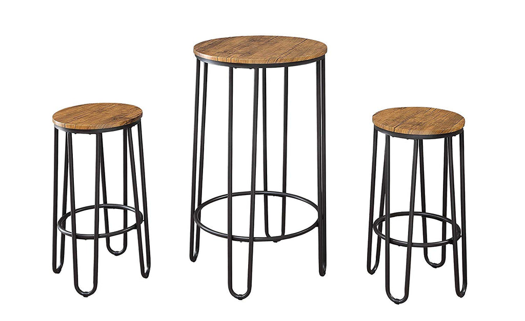 Abington Lane Dining Table and Stool Set