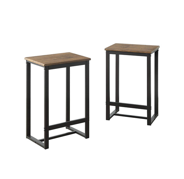 Kitchen, Bar, or Dining Stool Set of Two