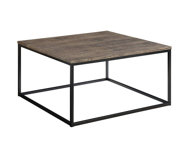 Contemporary Square Coffee Table
