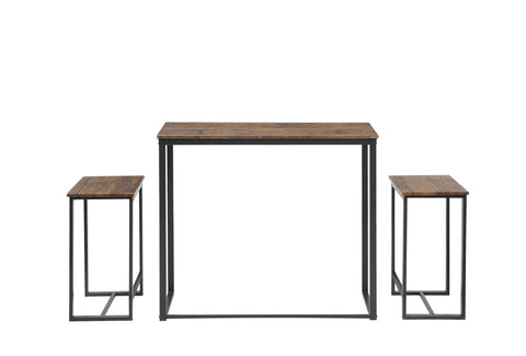 Versatile, Tall, Modern Table Set