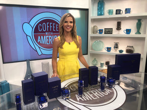 Skogen on Coffee with America TV Show again but for new crowd, that was broadcast on FOX, ABC, CBS, NBC and more