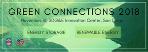 Skogen is a proud sponsor of Green Connections 2018 organized by SACC San Diego