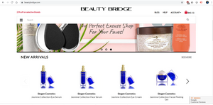 Skogen just got in to Beauty Bridge beautiful online store