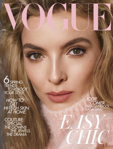 Skogen featured in British Vogue April edition