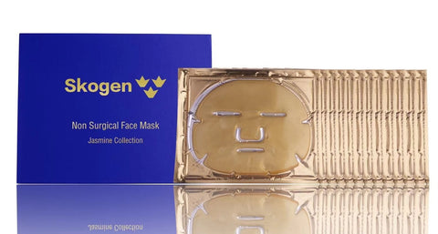 Non Surgical Face Mask - Jasmine Collection