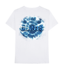 Giants White Tie Dye T-Shirt