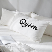 Load image into Gallery viewer, KING & QUEEN PILLOW COVERS FunkChez