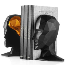 Load image into Gallery viewer, DAVID MODERN BOOKENDS FunkChez