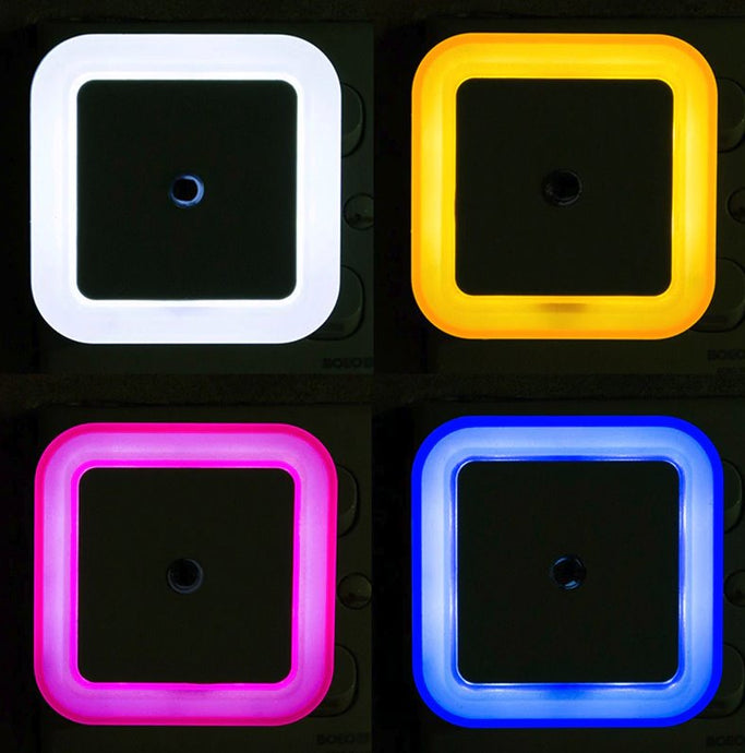 LED NIGHT LIGHT SENSORS FunkChez