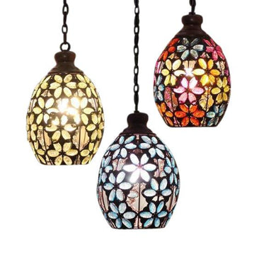 LIGHTINGALES MOROCCAN LAMP by FunkChez