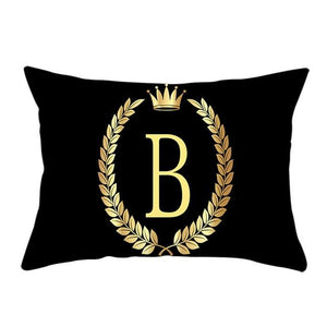 PERSONALIZED LETTER CUSHION COVERS FunkChez