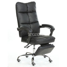 Load image into Gallery viewer, Sydney - Reclining Computer Chair With Footrest PU Leather Height Adjustable