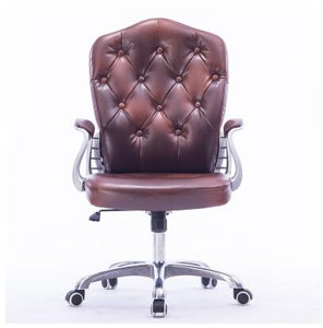 SOLD OUT - Adelaide - Elegant European and American style executive home office chair.