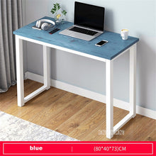 Load image into Gallery viewer, Modern Steel Frame Large Computer Desk for Home Office (Only ships to USA)
