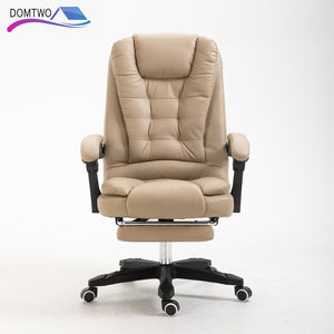 Melbourne - The most professional office chair, ergonomic design with footrest