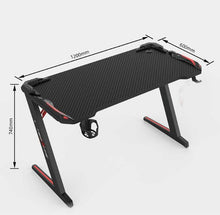 Load image into Gallery viewer, Computer gaming table for home